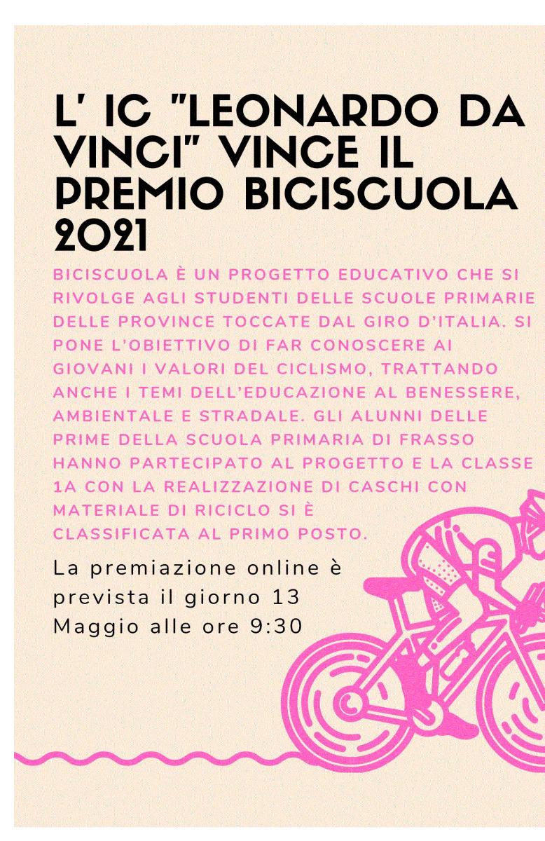 Premio Biciscuola 2021